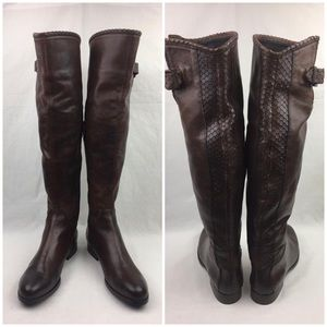 RON WHITE Piper Over the Knee Boot sz 9